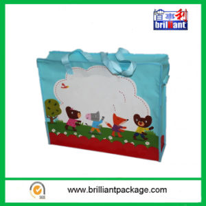 Promotional PP Woven Materia Storage Tote Shopping Bag pictures & photos