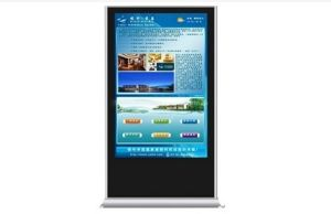 Android Touch Cabinet-Type Advertising Machine pictures & photos