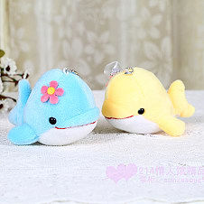 Plush Tiny Whale Toy pictures & photos