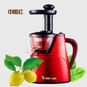 Fruit and Vegetable Multifunctional Slow Masticating Single Auger Juicer Extractor Low Speed Juicer Slow Juicer pictures & photos