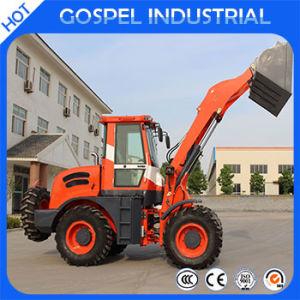 Road Construction Machinery Fornt Loader 3ton Wheel Loader