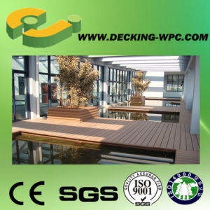 China Wood Plastic Composite Floor Decking pictures & photos