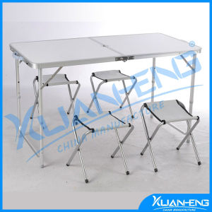 Outdoor Portable Picnic Folding Table Jh-X001 pictures & photos
