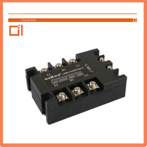 3 Phase Solid State Relay (JGX-3/032F 480V 100Z) pictures & photos