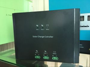 120A 48V Solar Products of PWM Solar Charge Controller pictures & photos
