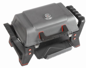 Foldable Portable Gas Butane Grill BBQ with Ce Certifcate pictures & photos