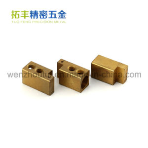Grounding Wire Terminal Block Electrical Meter Terminal Blocks pictures & photos