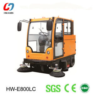 Rechargeable Battery Road Sweeper with Ce (HW-E800LC) pictures & photos