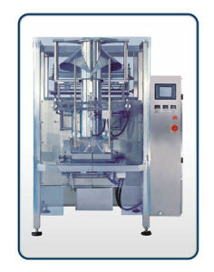 3kg White Sugar Automatic Vffs Packaging Machine Jy-720 pictures & photos