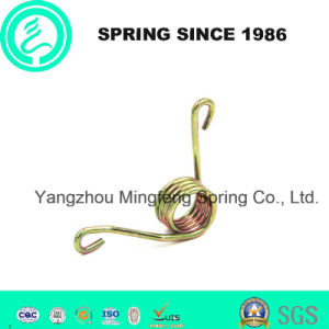 Stainless Steel Torsion Spring with Zinc pictures & photos
