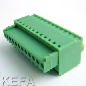 Screwless Terminal Block Kf2edgkd-2.5 pictures & photos