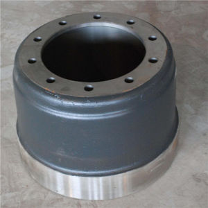 Trailer/ Semi Trailer Parts Brake Drum for Axle System