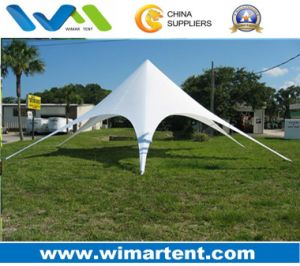 Cheap Price 10m Aluminum Star Shade Tent pictures & photos