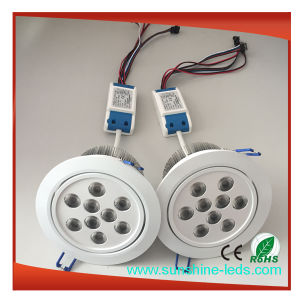 27W RGB/RGBW LED Ceiling Lamp pictures & photos