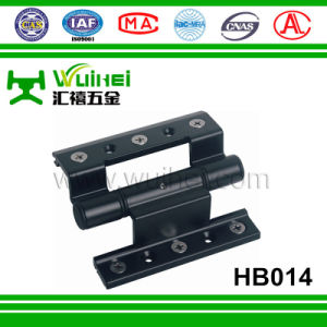 Aluminum Alloy Power Coating Pivot Hinge for Door with ISO9001 (HB014) pictures & photos