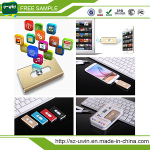 64GB USB Stick 3 in 1 OTG for Phone pictures & photos