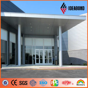 Ideabond 4mm Polyethylene High Strength Outside ACP Wall Panel pictures & photos