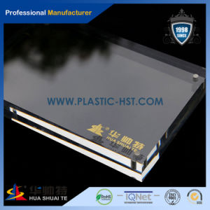 2016 Popular Color and Clear Cast Acrylic Sheet--Huashuaite pictures & photos