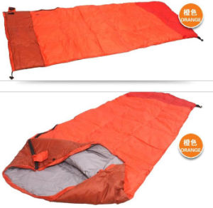 Autumn and Winter Down Envelope 300g Duck Down Sleeping Bag pictures & photos