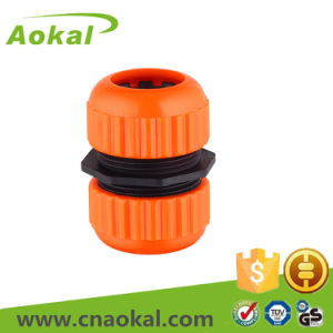 """Flexible Plastic Hose Rotating Connector Fitting 1/2"""" Hose Mender pictures & photos"""