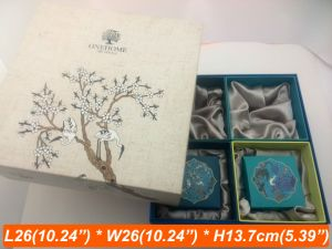 Linen Fabric Wholesale Box, Linen Printing Box, Nice Linen Box