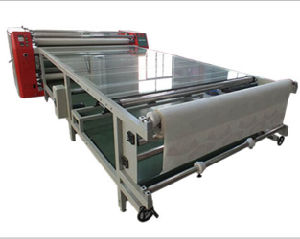 CE Certificated Roller Heat Transfer Machine for Sublimation Paper pictures & photos