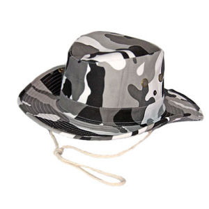 Camouflage Bucket Hats for Men (JRB002) pictures & photos
