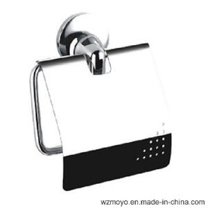 Zinc Toilet Paper Dispenser in Chrome pictures & photos