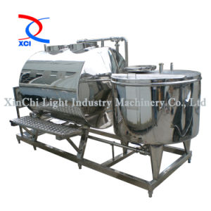 CIP Cleaning System / Integrated Type