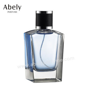 Factory 100ml OEM Crystal Glass Perfume Bottle pictures & photos