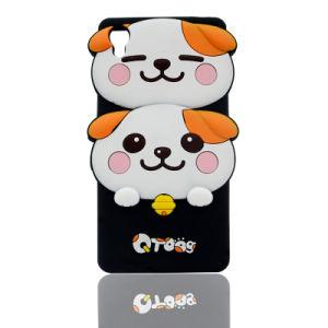 Silicone Cartoon Phone Case for Samsung Galaxy J5 J7 J510 J710 Cell Phone Accessories (XSDW-019)