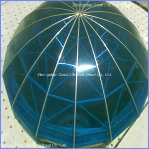 Solid Light Policarbonato Dome for Roofing Sheet pictures & photos
