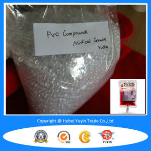 PVC Compound Medical Grade for Lucifugal Tube
