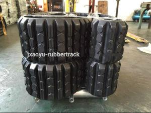 Rubber Tracks for Terex PT100 Loader pictures & photos