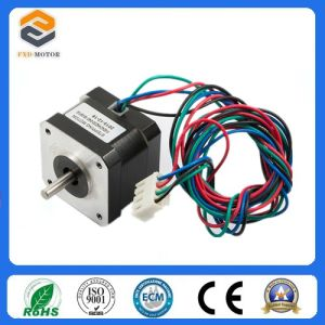 NEMA14 1.8deg Stepper Motor for CCTV with SGS Certification pictures & photos