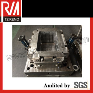 Plastic Injection Crate Mould pictures & photos