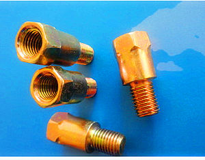 Threaded Screw Fittings for Copper Pipe pictures & photos