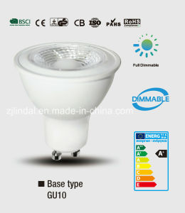 Dimmable LED Bulb GU10-Sbl pictures & photos