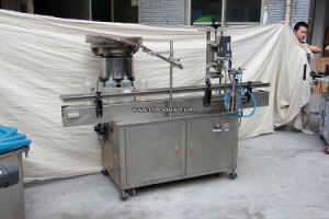 Automatic Single Head Water Bottle Capping Packing Machine pictures & photos