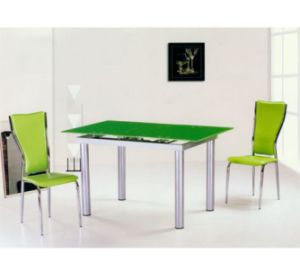 Color Printed Dining Table Glass with Certificate Ce, SGCC pictures & photos