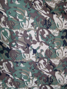 Fy-18 600d Oxford Camouflage Printing Polyester Fabric pictures & photos