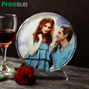 Sublimation Crystal Personalized Souvenir Gifts, Exhibition Souvenir Gifts pictures & photos
