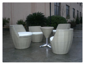 Stackable Rattan Chairs/Stackable Rattan Sets/Stackable Chairs pictures & photos
