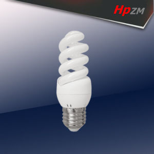 15W Full Spiral Compact Fluorescent CFL Energy Saving Lamp pictures & photos