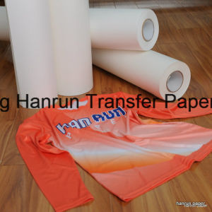 30/45/70/100/120GSM Sublimation Transfer Paper for Sublimation Fabric pictures & photos