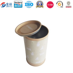 Airtight Lid Metal Tin Can Canning Perfume pictures & photos