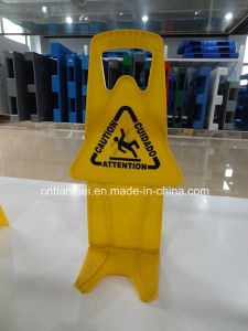New Type Traffic Sign, Caution Sign, Attention Floor Sign pictures & photos