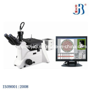 Digital Metallurgical Microscope with High Precision pictures & photos