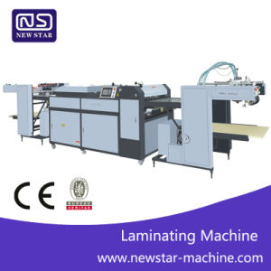 Drying Automatic UV Coating Machine Sguv-660A pictures & photos