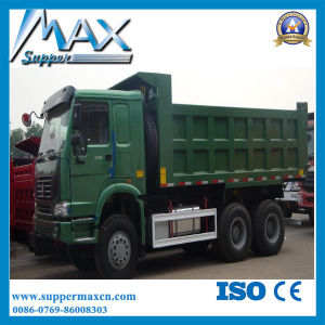 Sinotruk 6X6 Offroad Tipper Truck HOWO Truck Price pictures & photos